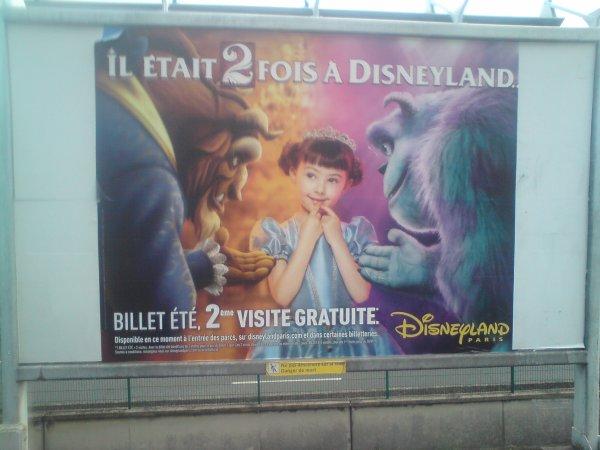 Le sexisme dans la dernière campagne Disney
