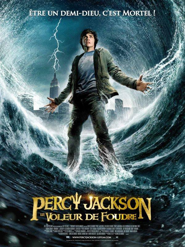 Percy Jackson ou comment être morts de rire grâce au deuxième degré