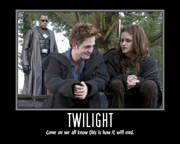 Twilight Ontouchelefond, ma critique
