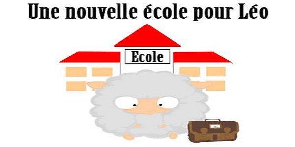 Une nouvelle école pour Léo