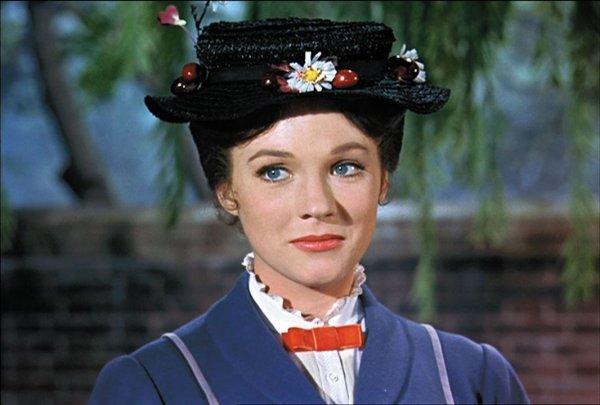 Mary Poppins est un Seigneur du Temps