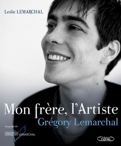 """Extrait du livre """"Mon frère l'artiste"""" par Leslie Lemarchal"""