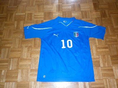 maillots de l ITALIE  de la coupe du monde