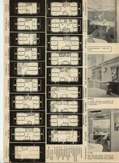 tabbert 1964 preislisten