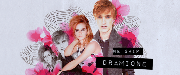 wallpaper we ship dramione :)