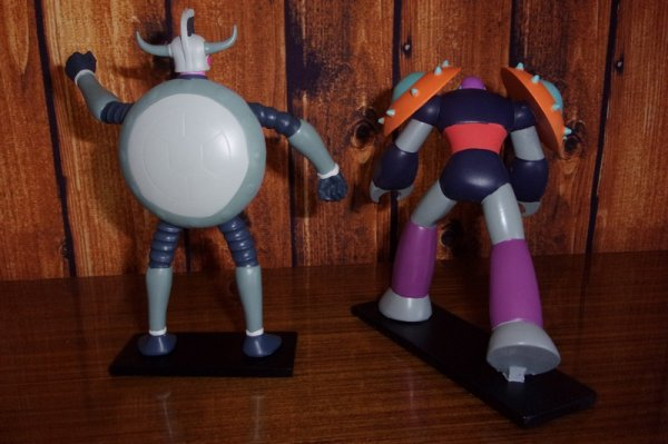 Go Nagaï Robot Collection
