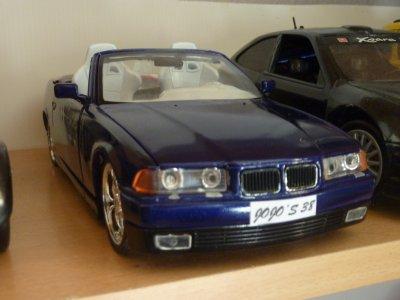 BMW 325i modifiée