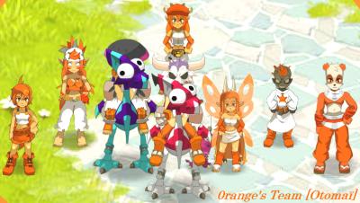 Orange's Team