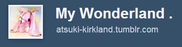Annonce : bye bye skyblog, bonjour Tumblr.