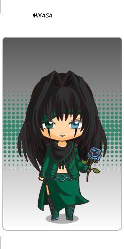 Chapitre 3 , Mikasa