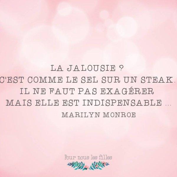 002 - La jalousie