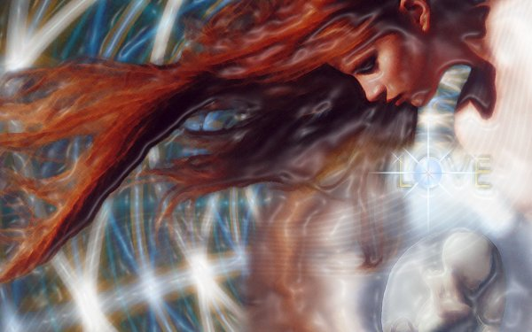 116 - Cheveux de feu