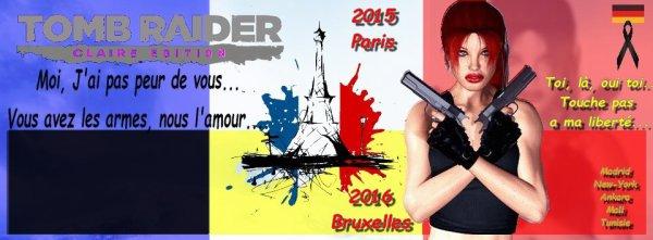 Attentats Paris et Bruxelle