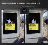 538 - L'affiche d'Amnesty International diffusée en Allemagne
