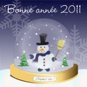 oO°°Oo... UNE BELLE ET HEUREUSE ANNEE 2011 oO°°Oo