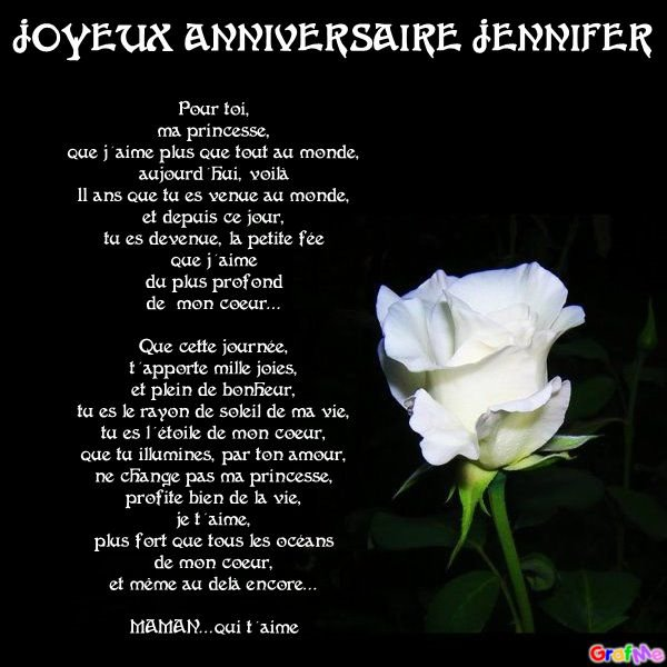 oO°°Oo...A TOI MA FILLE, QUE J'AIME PLUS QUE TOUT...oO°°Oo