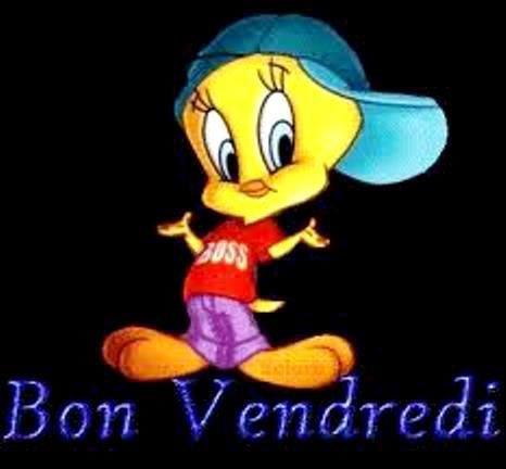 *BON VENDREDI♥