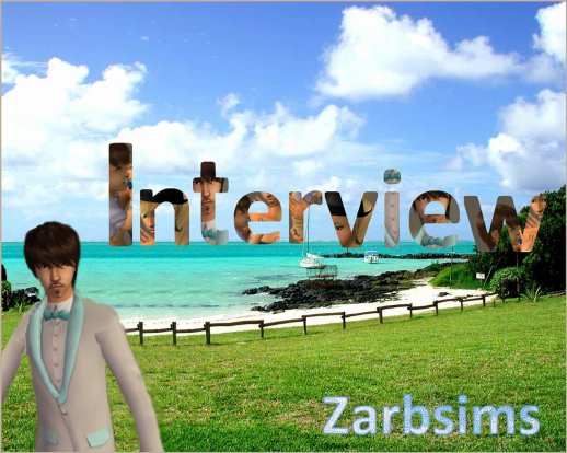 Interview ZarbSims Interview