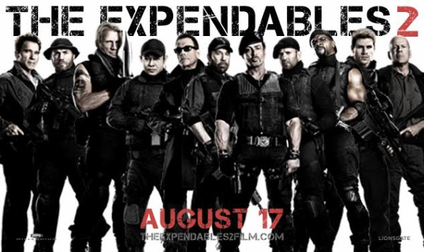The Expandables 2.