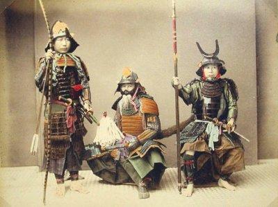 Les Samurai