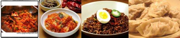 La cuisine Coréenne