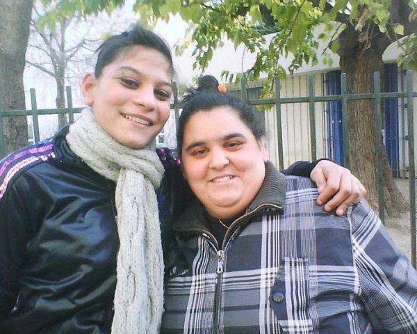 yo y mi amiga