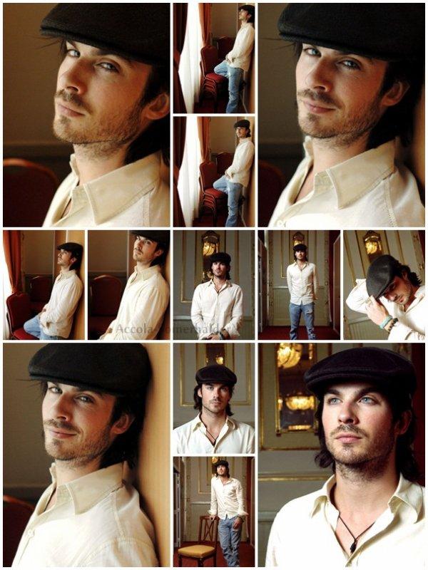 Redécouvre de magnifiques photoshoots de Ian et Candice + sondage.