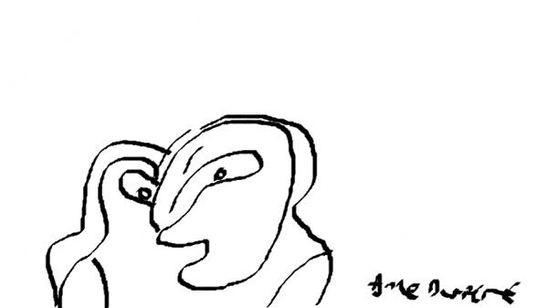 voici un me dessin par Anne Dupéré