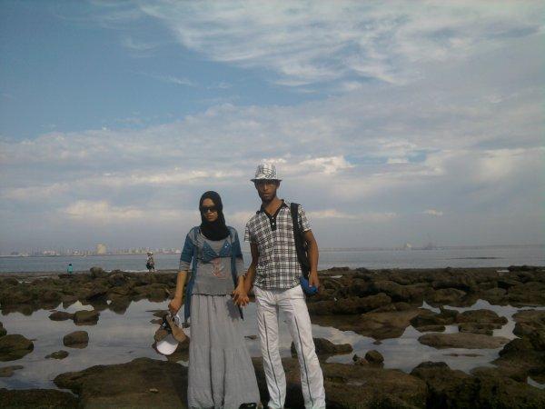 mohamadia avec ma femme