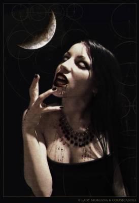 † Pensées Vampirique d'une humaine...Ou presque ! †