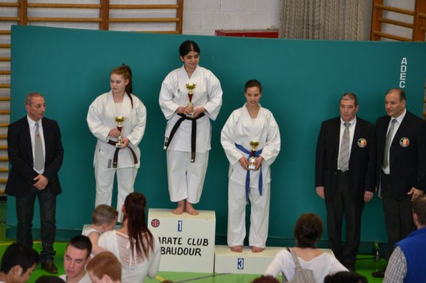 Interclub du 27 avril 2013