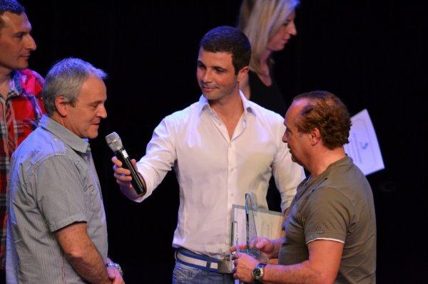 Mérites sportifs 2012