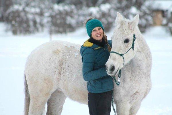 Souvenirs de décembre dans la neige <3