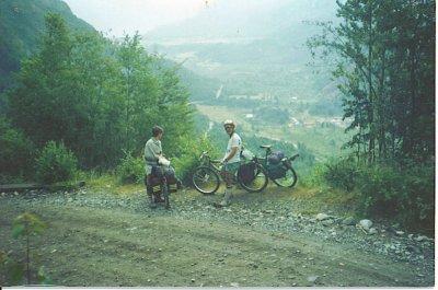 A Chile en bicicleta