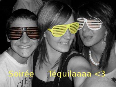 Soirée Téquila 2009