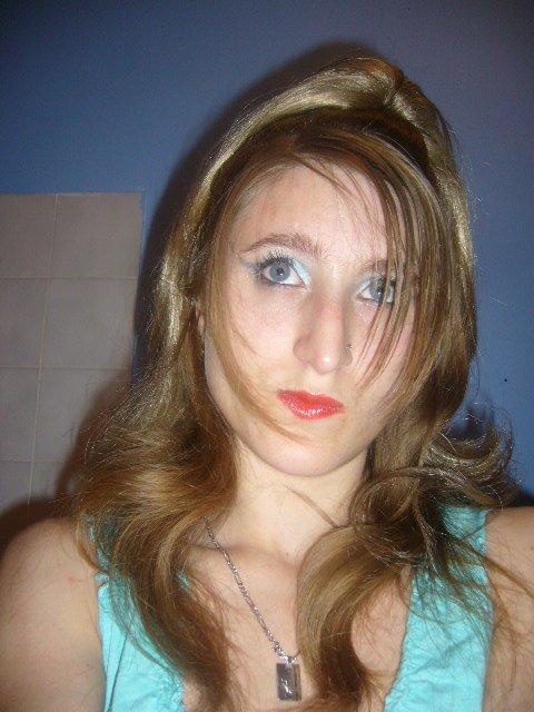 plus belle qu'une blonde ? cest impossible ;P