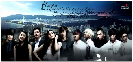Haru : An Unforgettable Day in Korea ||