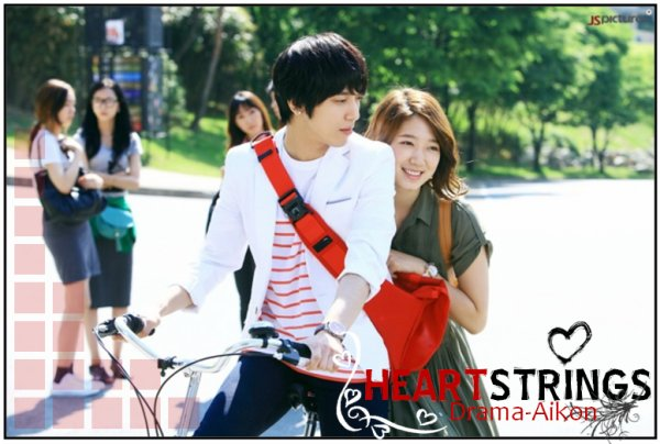 "Heartstrings || ""I am serious. I just don't easily like any girl. The bravest most handsome girl in the world. The one and only, that's you."" - Lee Shin"