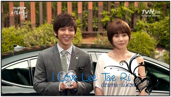 I Love Lee Tae Ri || « Monsieur Hwang Min Guk, vous penser que je suis un enfant. Mais je suis une tapette à mouches. » - Eun Dong