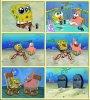 Bob L`Eponge & Patrick  *-*♥
