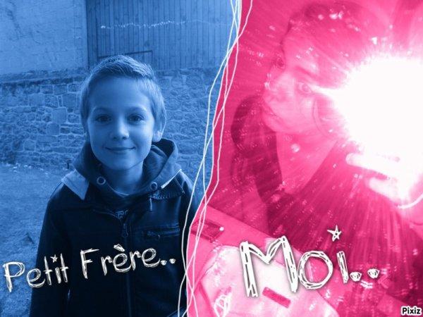 Petit Frère & Moi ♥♥