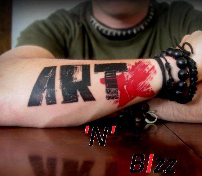 """""""ART-""""N""""-BIZZ"""