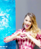 Tini avec son clip Frozen