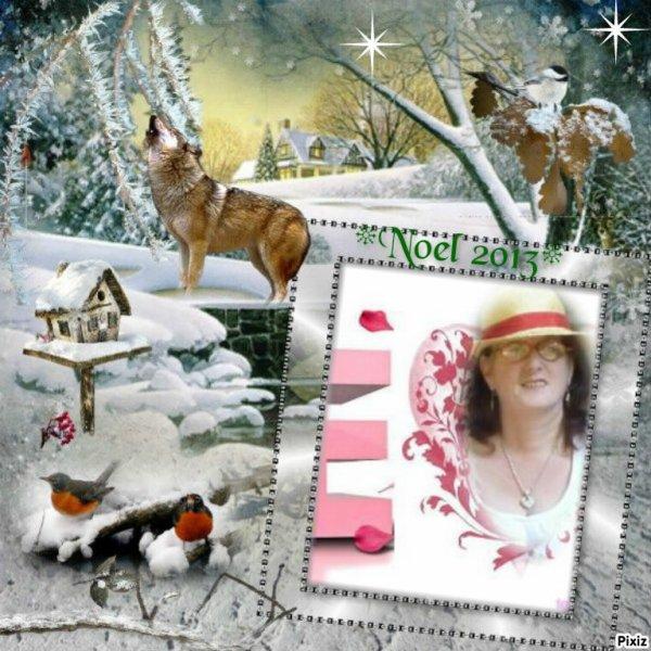 cadeau pour mes amies et amis loulou1725 et sylvie59139 et princesse -lally1958 un joyeux moel a vous tous des gros bisous lili2248