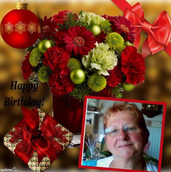 j'ai recu ce joli cadeau d'un amie de facebook merci mon amie Ealine des gros bisous