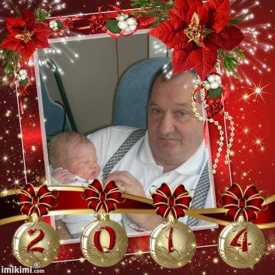 meilleurs voeux pour l'a 2014 pour mon ami tarzan599 gros bisous de lili2248