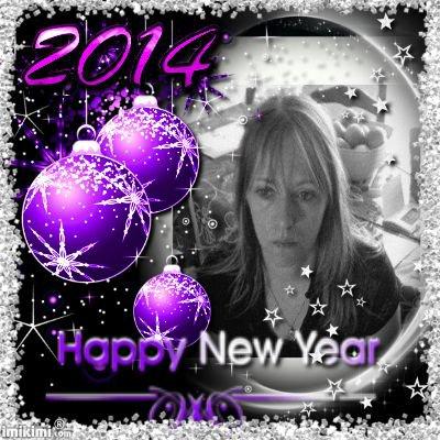 meilleurs voeux pour l'a 2014 pour mes amie gegemaya80 et babounedu93 des gros bisous de lili2248