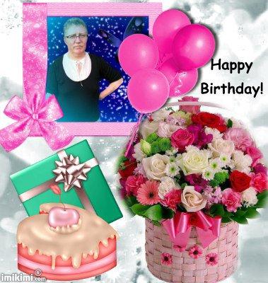 un joyeux anniversaire mon amie cana626230 des gros bisous ton amie lili2248