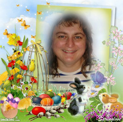 je te souhaite une bonne fête de pâques mon amie gros bisous  toujour pour mes amis regade gros bisous lili2248