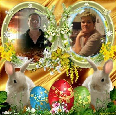 je te souhaite une bonne fête de pâques mon amie gros bisous  toujour pour mes amis petit cadeau